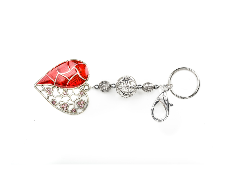 Keyrings KR05 Red