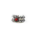 Rings R162 Red