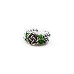 Rings R163 Green