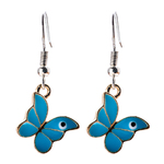 Earrings 187 Blue